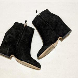 Sam Edelman heeled ankle booties 8M